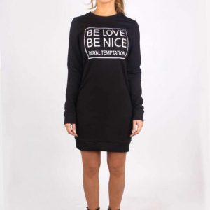 1.3754 Sweaterdress Be love