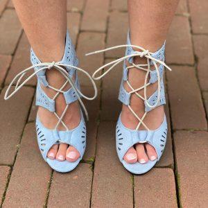 1.1528 Shoe Matilda Blue